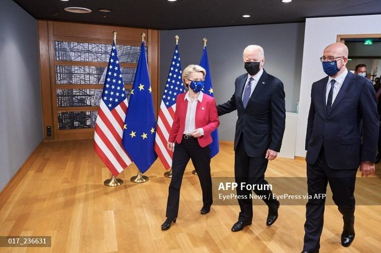 Joe Biden UE