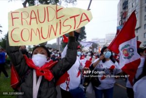 Perú Elecciones