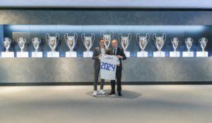Real Madrid Lucas Vázquez