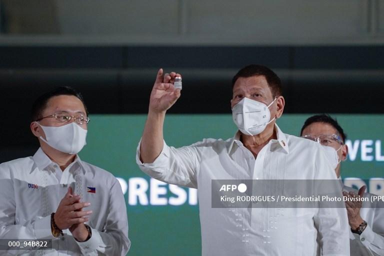 Rodrigo Duterte Filipinas