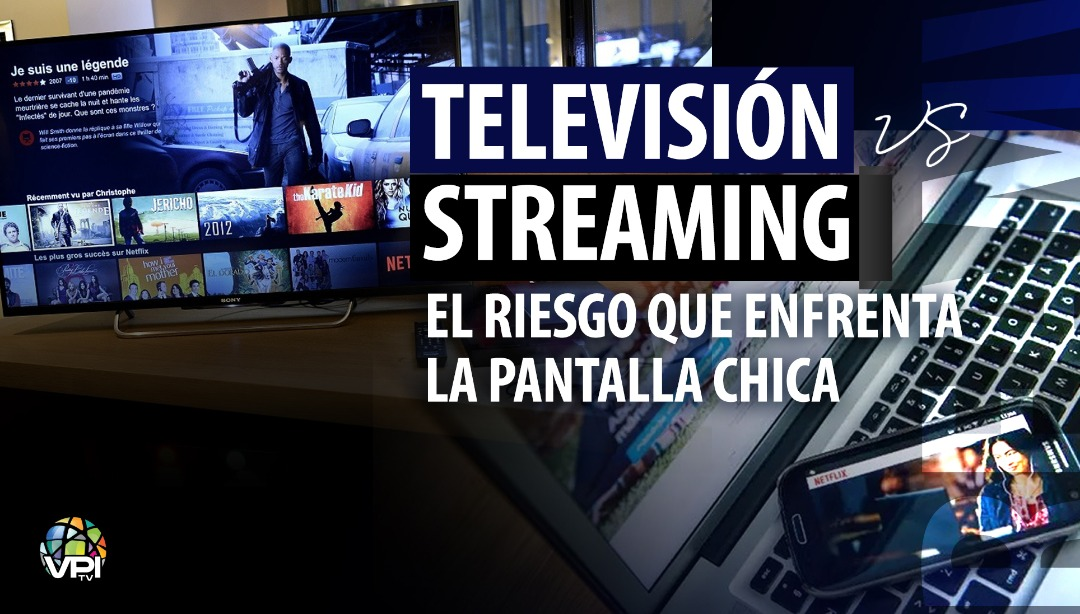 Televisión vs Streaming