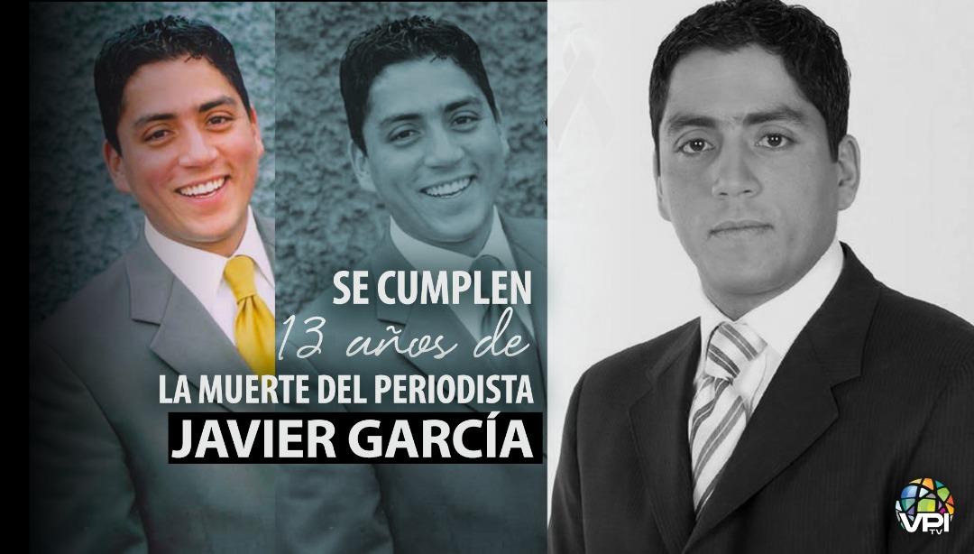13 años: El periodismo no olvida la muerte del gran Javier García