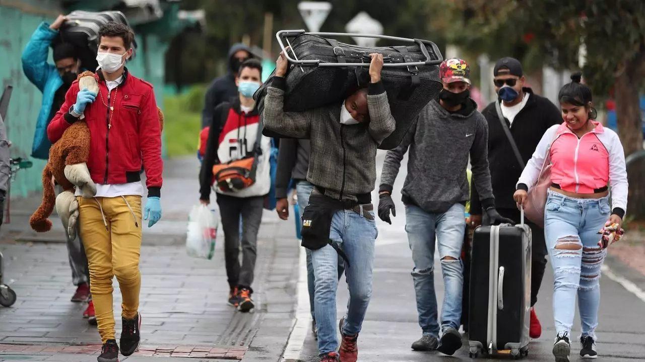 Acnur pide regularización de venezolanos en el mundo