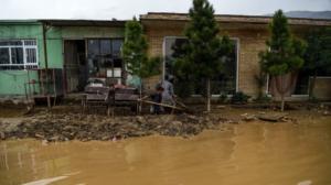 Afganistán Inundaciones