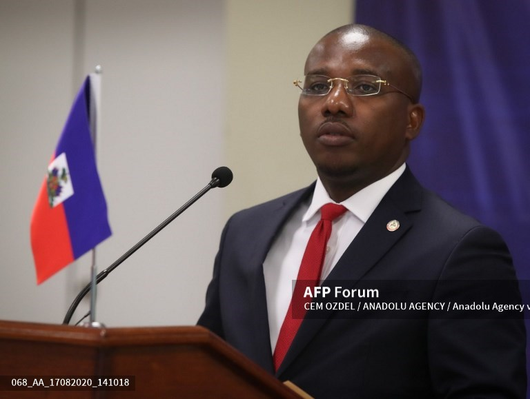 Haití, Claude Joseph,
