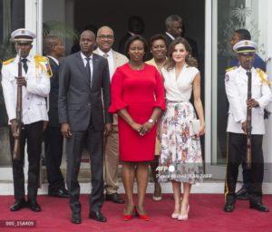 Primera dama Haití