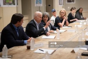 Joe Biden - Surfside