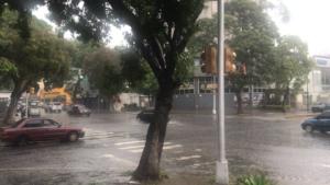 Lluvias - Caracas