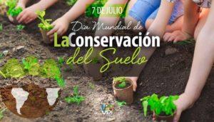 Día Mundial de la Conservación del Suelo