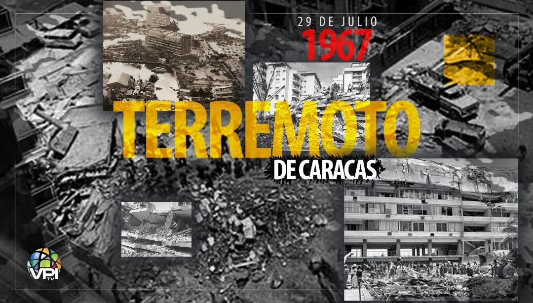 Terremoto de Caracas
