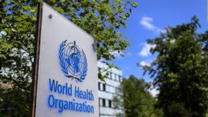 Sede de la Organización Mundial de la Salud (OMS). Foto: Cortesía