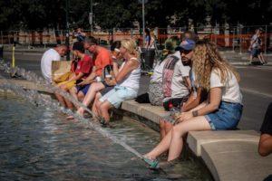Se espera que fuerte ola de calor azote a Italia este semana