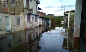 Inundaciones en el estado Aragua