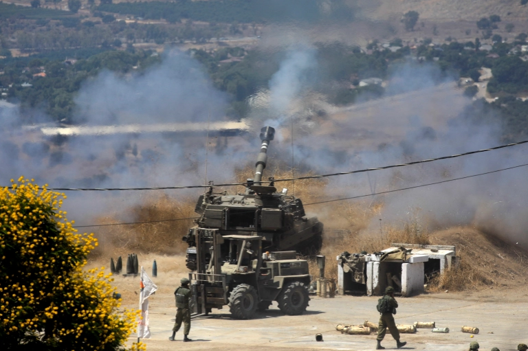 ONU Israel