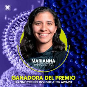 Venezolana premio
