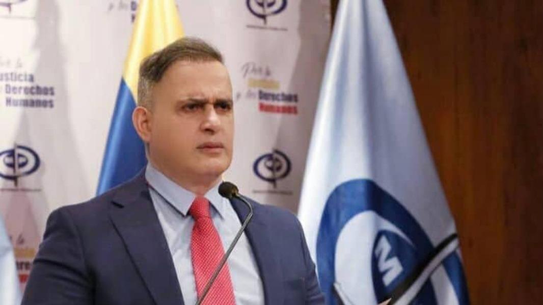 Tarek William Saab CPI. Foto: Twitter/@TarekWiliamSaab