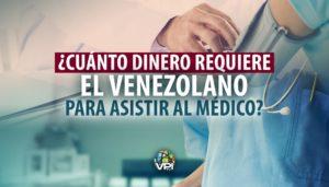 El alto costo de la salud en Venezuela: una realidad que se refleja en el bolsillo de sus ciudadanos