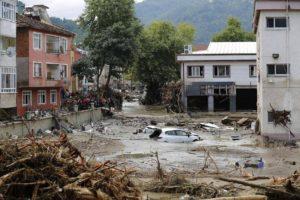 Inundaciones Turquía