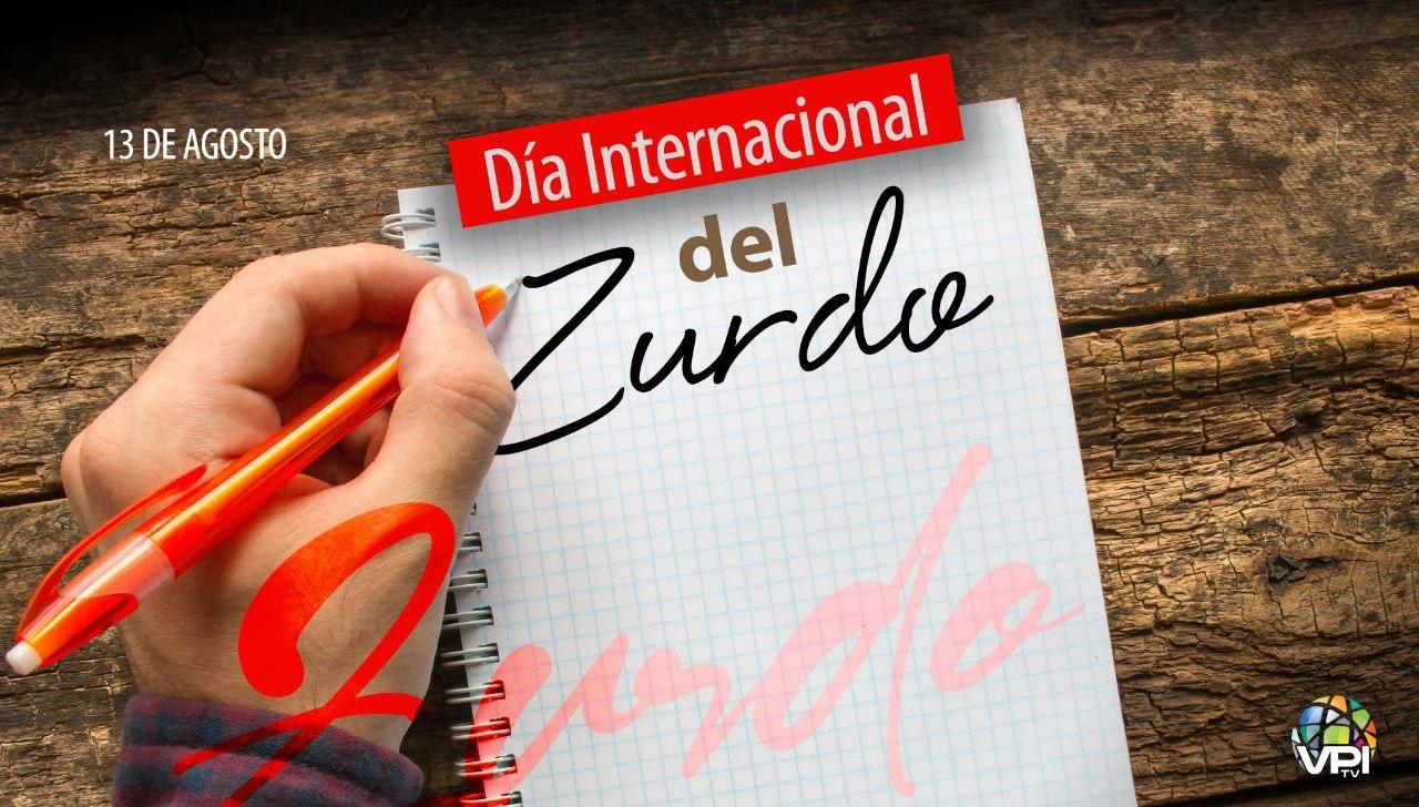 Día Internacional del Zurdo