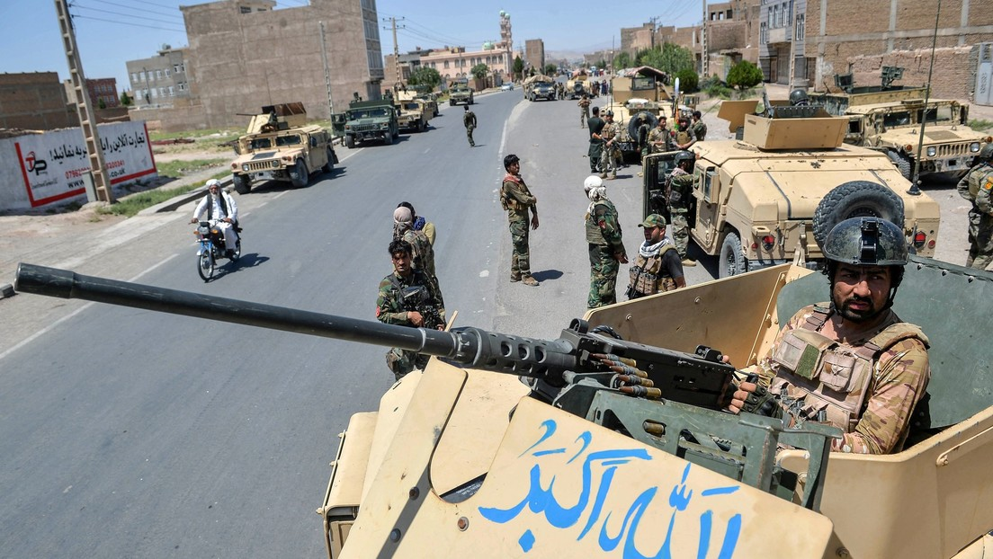 talibanes - Afganistán