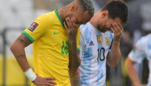 Brasil Argentina FIFA