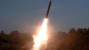 Corea del Norte - Misil