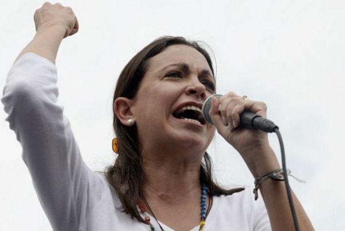 María Corina Machado. Foto: Twitter
