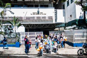 Hospital J. M. de los Ríos - Niños