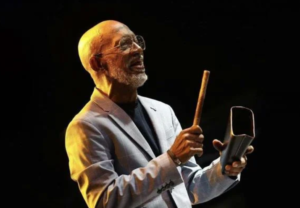 Roberto Roena, legendario artista puertorriqueño