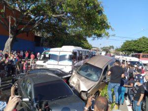 Vargas Accidente