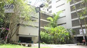 Espacios de la Universidad Santa María. Foto referencial
