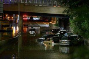 Inundaciones Nueva York
