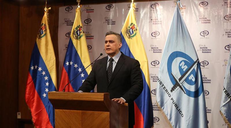 Tarek William Saab, fiscal general leal a Maduro