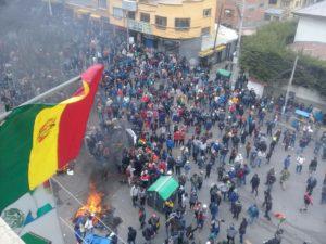 Fotos: Radio FM Bolivia