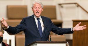 Bill Clinton. Foto: Twitter