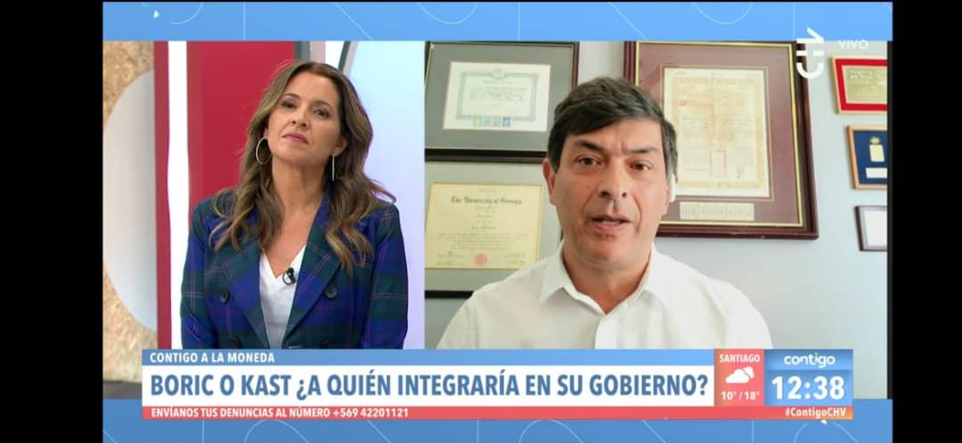 Captura de pantalla Chile Visión.