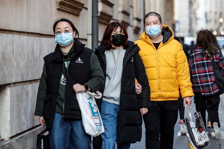 "¿Emergencia global por coronavirus? OMS aseguró que es ""demasiado pronto"". Foto: EFE"