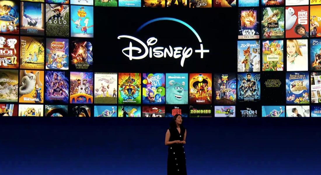 Disney+ es la aplicación más descargada en los Estados Unidos. Foto: Cortesia