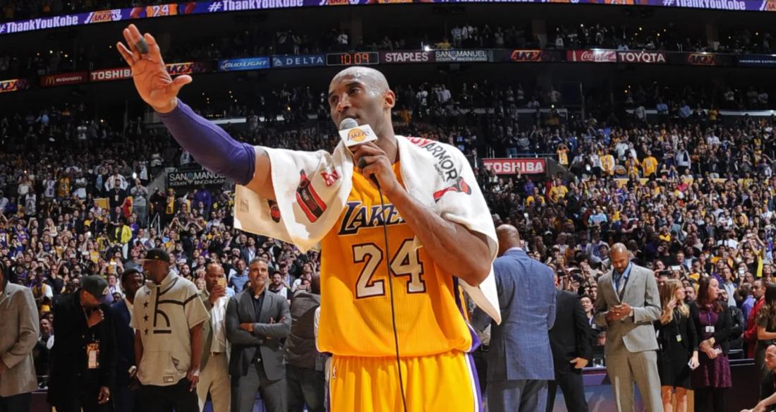 Kobe Bryant: Un caballero dentro y fuera de la cancha