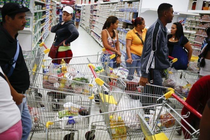 Cenda: canasta alimentaria superó los 199 dólares