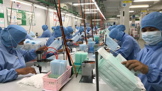Fábricas de productos médicos
