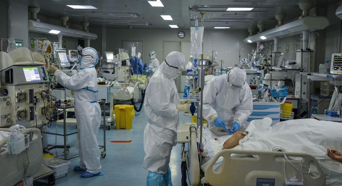 China confirmó que muertes por coronavirus subieron a 2.835
