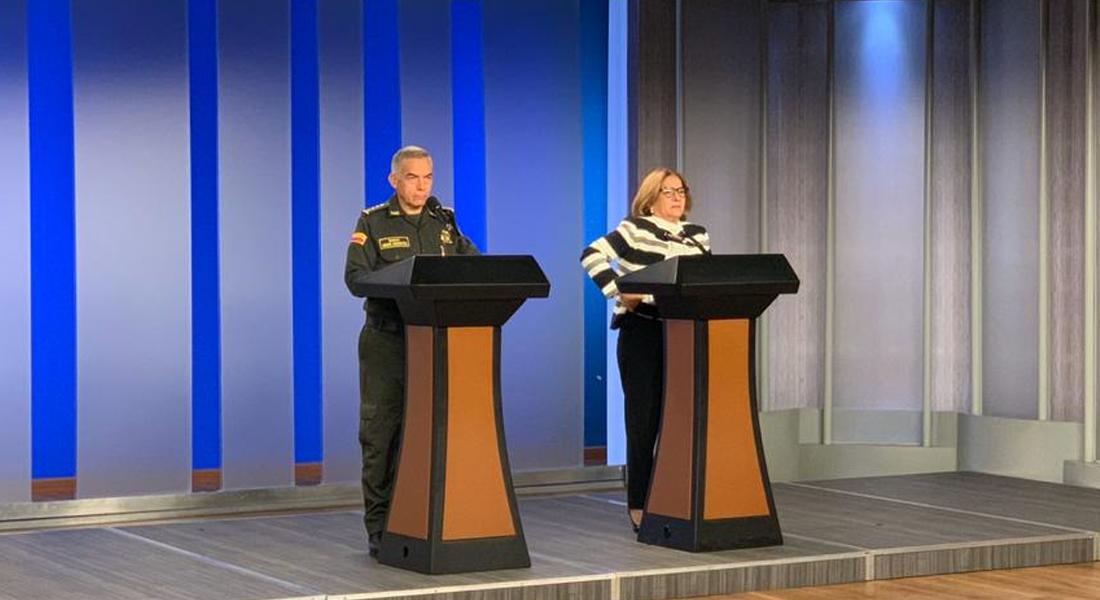 Colombia rechazó acusaciones de Aída Merlano contra Duque. Foto: BluRadio