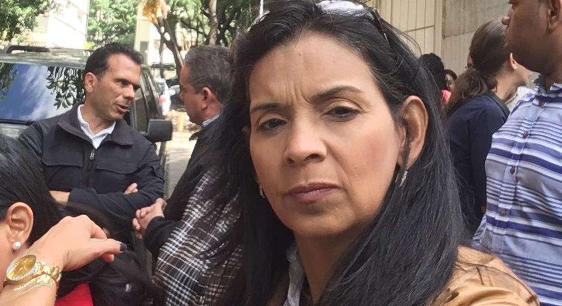 Diputada Deyalitza Aray fue liberada tras ser retenida por efectivos del régimen