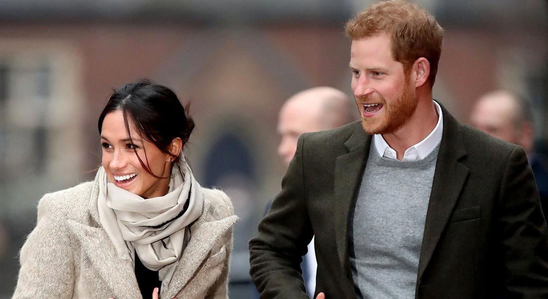 """El príncipe Harry y Meghan Markle se instalaron en la ciudad """"más británica"""" de Canadá. Foto: VOGUE"""