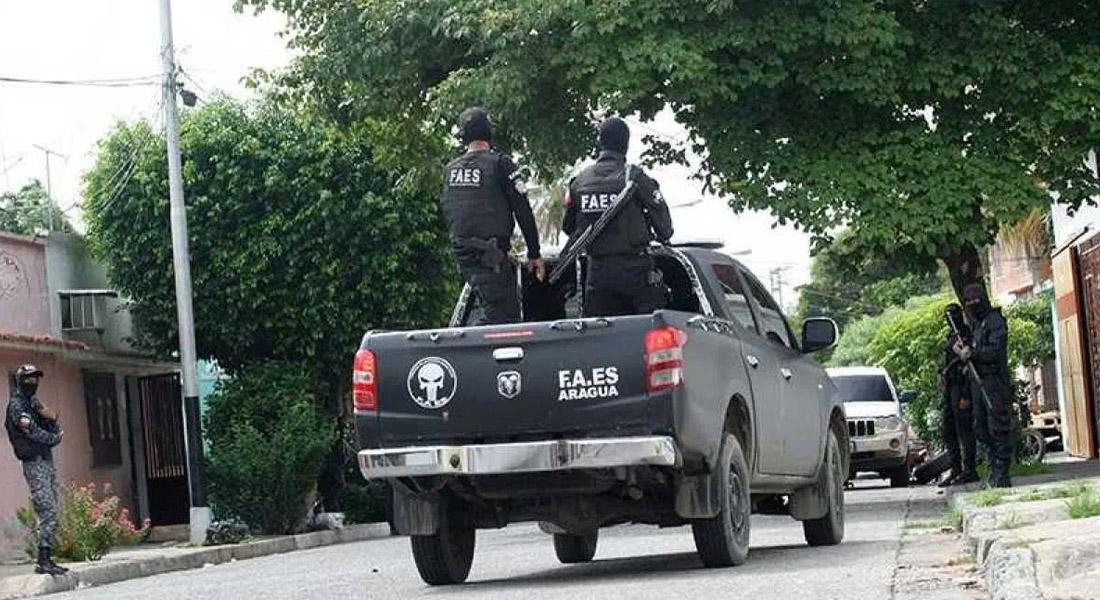 Enfrentamiento entre FAES y banda de 'El Flipper' en Turmero dejó un muerto - banda