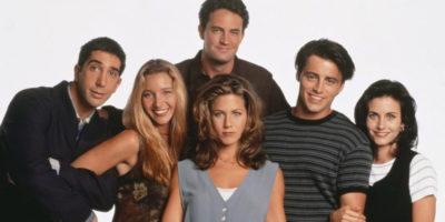 Especial de Friends fue confirmado por el elenco