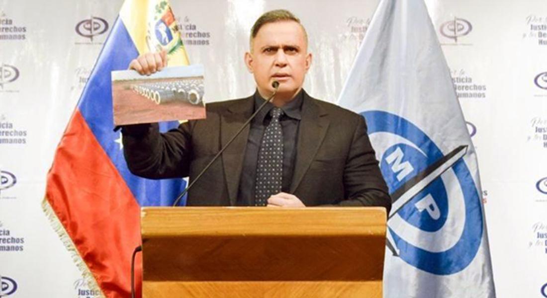 Fiscalía del régimen aseguró que desmanteló una red de corrupción en filial de Pdvsa