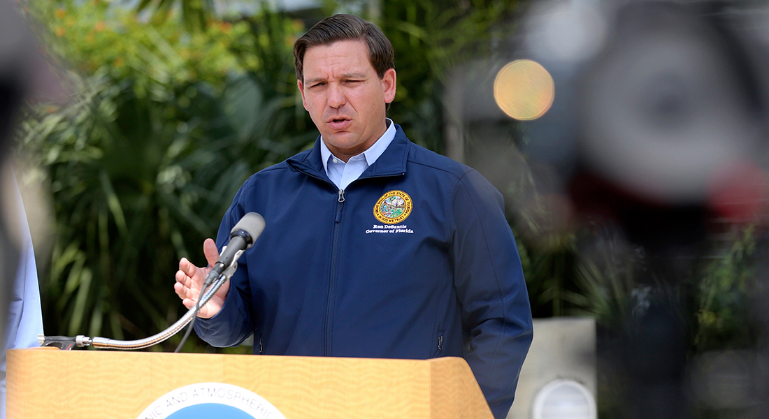 Florida protegerá la identidad de hipotéticos pacientes de coronavirus