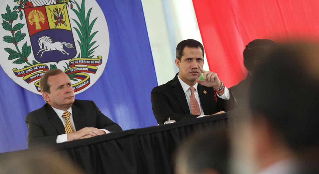 Juan Pablo Guanipa representará a Venezuela en toma de posesión de Lacalle Pou en Uruguay